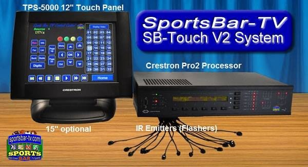 Introducing SB-Touch V2 System