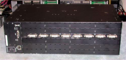 High End Low Cost Optima 4x4 Dvi D Hdmi Autopatch Matrix